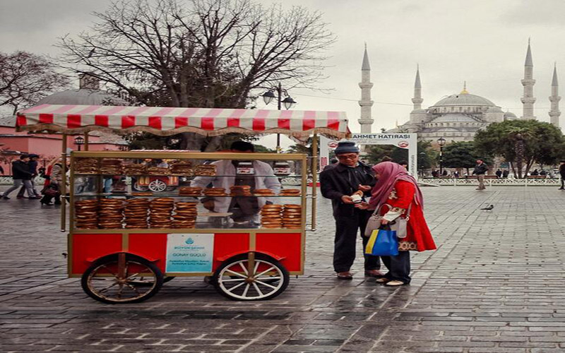Check out these top 10 Turkish street foods