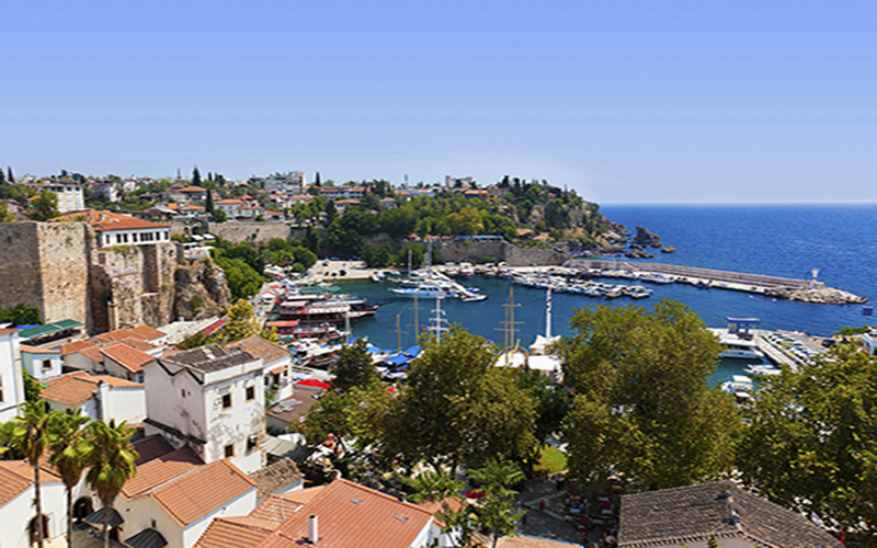 Property Sales Surge by 19% in Antalya