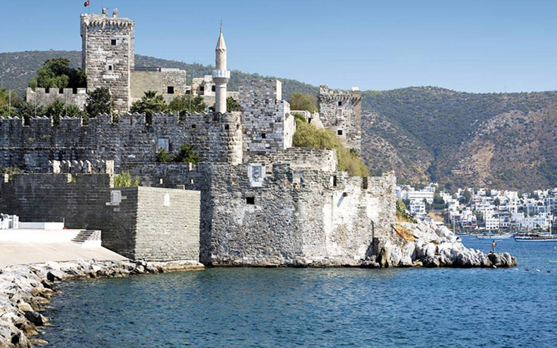 17th International Bodrum Ballet Festival to be held at Bodrum Castle