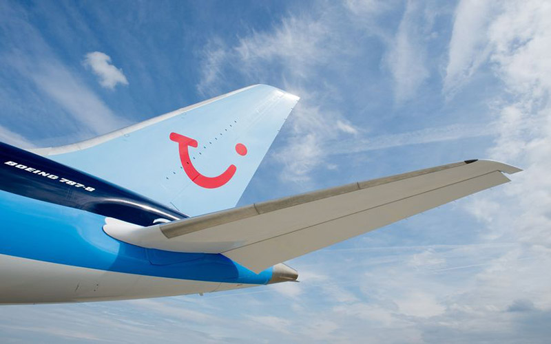 TUI announces new flights from Glasgow Airport