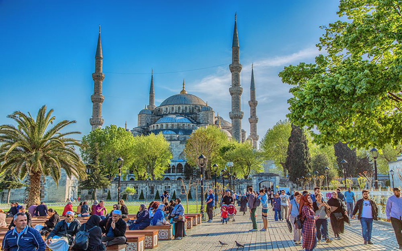 Turkish Tourism High for 2019