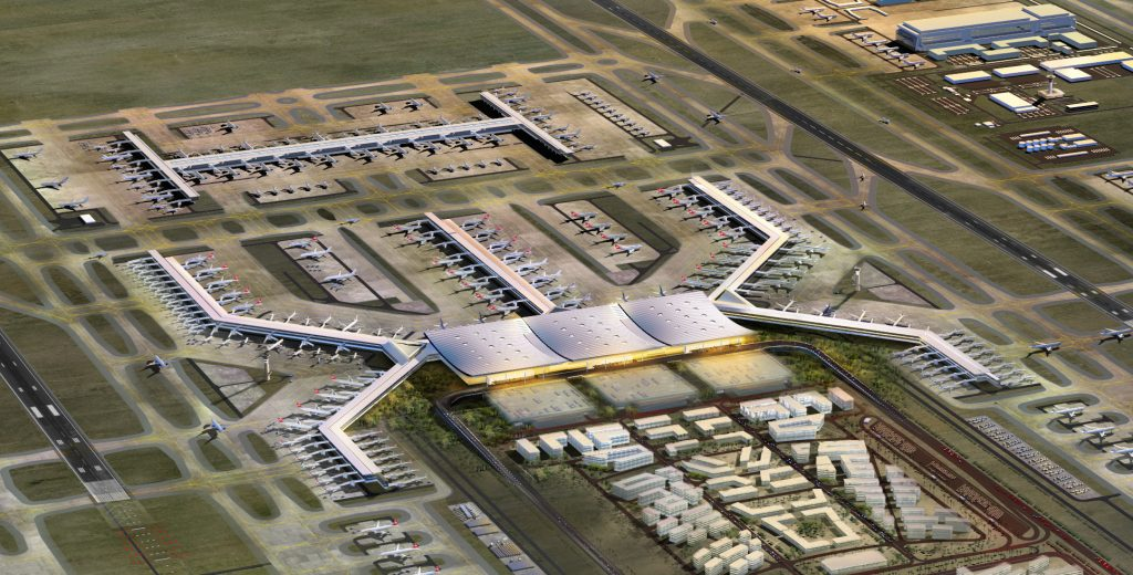 Istanbul´s New Airport Launches in the Capital