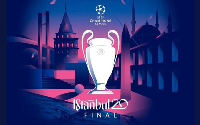 2020 Champions League Final logo revealed by UEFA
