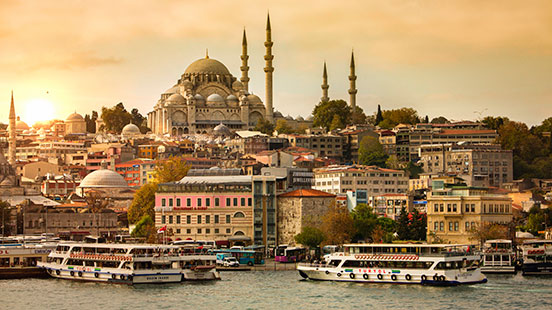 Istanbul a Great Place for Investment