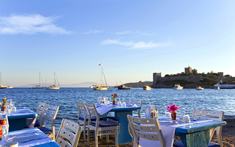 With summer now approaching check out the five best beaches on the Bodrum Peninsula