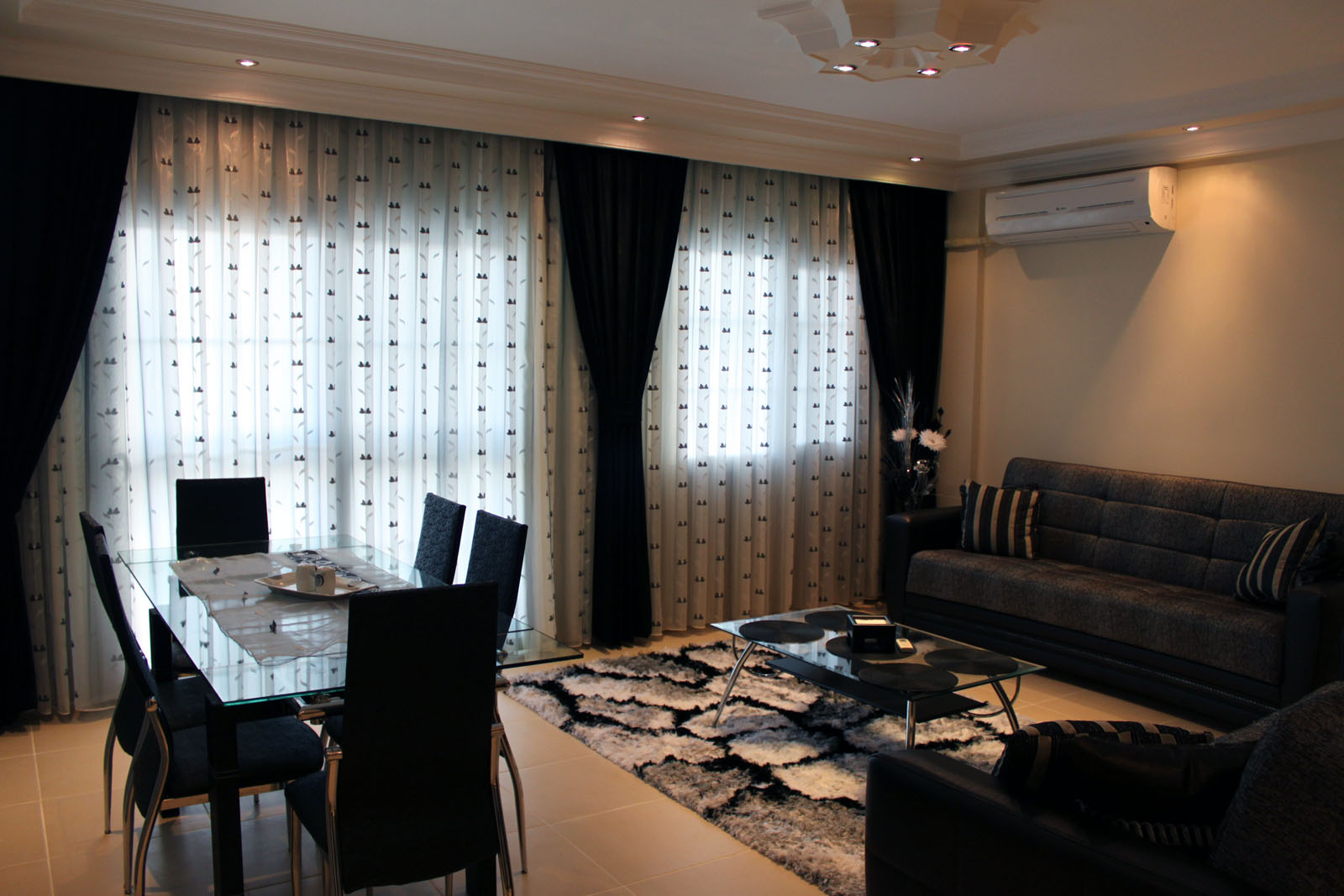 Interior Design In A Turkish Property