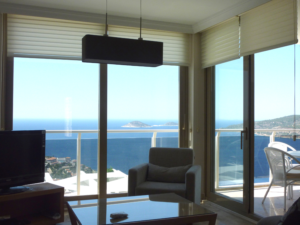 Kalkan Luxury Sea View Apartments For Sale 1024