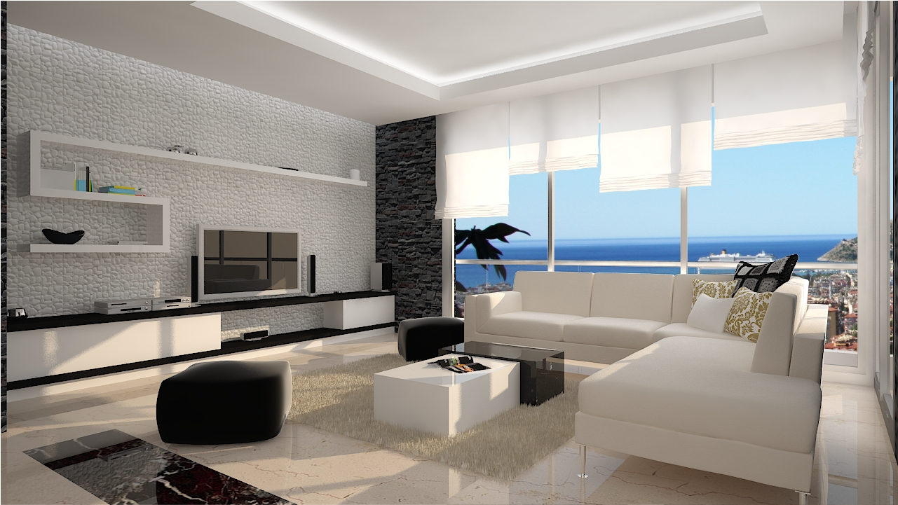 Property In Turkey Luxury Apartments Property For Sale In Alanya