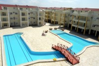Property in Turkey | Aquavista Apartment Outside - Altinkum