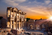 Ephesus by night
