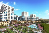 2-Apartments-For-Sale-In-Halkali-Istanbul-complex-3